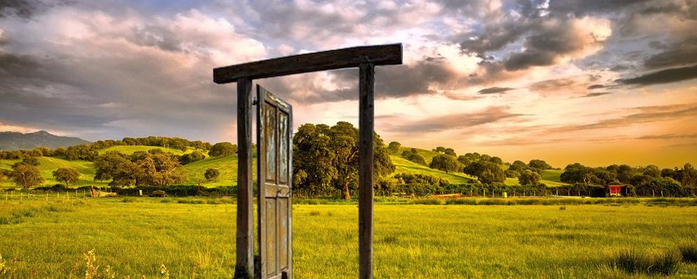 La porte de la grâce