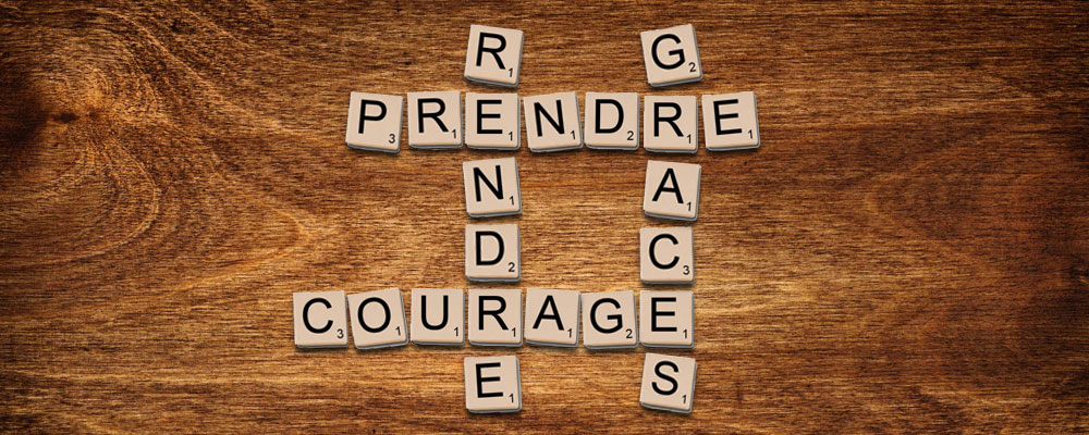 Rendre Grâces et Prendre Courage
